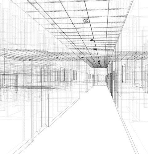 Henry Architecture 3D Rendering